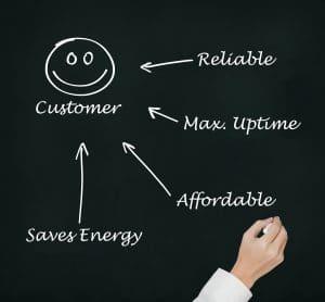 Reliable, Happy Customer